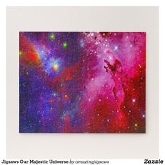 Jigsaws Our Majestic Universe Jigsaw Puzzle