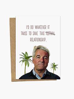Fyre Festival Netflix Valentine's Card