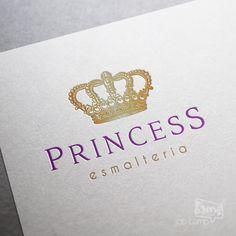 O nosso #Job da semana é a Identidade Visual desenvolvida para a Nova #Esmalteria de #Salvador. A PrincesS. Em breve está funcionando a todo vapor. Sucesso! #BampDM #Design e #Marketing