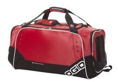 OGIO - Contender Medium Duffel Style 112009 Red #travelbag #mediumduffel