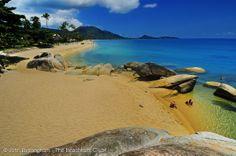 Lamai Beach, Koh Samui, Thailand   #holidays #beach #beachfront #bluesea #thailand #kohsamui