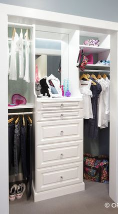 Ikea Hackers Pax Wardrobe Turned Custom Reach In Closets