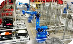 Developments in Warehouse Automation and Handling.