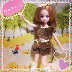 #ピュアニーモ+XSボディが届いたので早速+#モンチッチ+子を変えてみたよ(*^^*) 思ったよりもボディが華奢なんですねw #azone+#Pureneemo+#Flection+#Girlish+#Culture+#japan+#dollphotography+#doll+#instadoll++#dolly+#リカちゃん+#licca+#takara+#liccachan+#licca_chan+#liccadoll+#monnchicchi