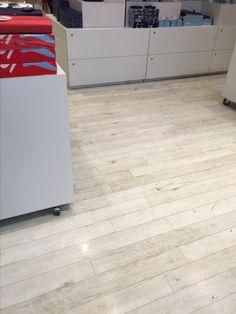 This Vinyl Stick Down Flooring Provides A Quick Cheap Cosmetic Lift - Cheap stick down flooring