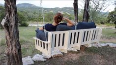 How to Build A Bed Swing
