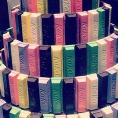 Kitkat in Japan