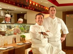 Chef Daniel Boulud's French bistro & wine bar serves seasonal fare and a selection of charcuterie, terrines, pâtés and wine. French Bistro, London Places, Chef Jackets, Bar, Restaurants, Casual, Burgers, Awesome, Google