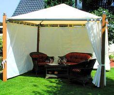 Klasszikus – kültéri kert terasz pergola függöny Outdoor Furniture, Outdoor Decor, Pergola, Garden, Home Decor, Garten, Decoration Home, Room Decor, Outdoor Pergola