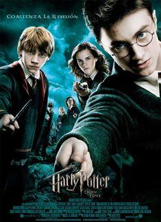 Harry Potter y la orden del fénix (póster) - 2007.