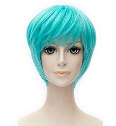 Cosplaygalaxy Touken Ranbu Ichigo Hitofuri Cosplay Wig -- Click image to review more details.