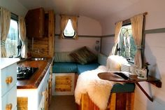 99 Awesome Camper Van Conversions That'll Make You Inspired (2)