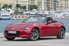 Mazda+MX-5+gekroond+tot+'World+Car+of+the+Year'