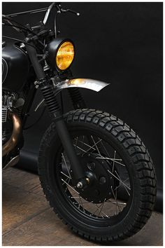 MONKEE # 60, Yamaha SR 400