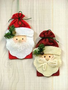 Tree Trimmers Too! : Santa Gift Card Holder