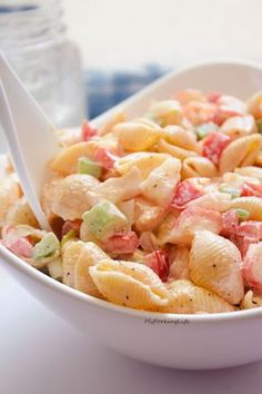 Cold Seafood Salad Recipe - My Forking Life