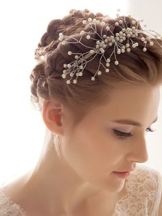 Women's Alloy/Imitation Pearl Headpiece - Wedding/Special Occasion Headbands - USD $ 14.99