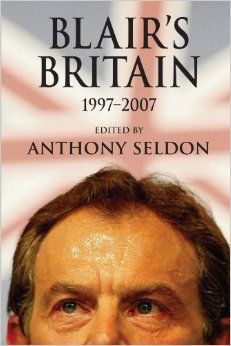 This book presents a wide-ranging overview of the achievements and failures of the Blair governments.