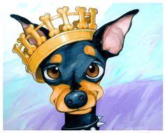King Sam by Georg Williams