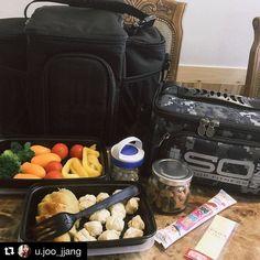 #Repost @u.joo_jjang with @repostapp  #isobag #picoftheday #instafood #instapic #mealprepsunday #mealprep #mealprepping #mealpreptime #healthyfood #healthyeating #healthy #healthybody #gym #gymlife #fitnessmotivation #fitness #fitspo #fitspiration