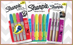 WIN this Sharpie Prize Pack! Click to learn more.