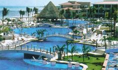 Moon Palace Cancun; beautiful all inclusive vacation!