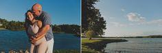 Smith Mountain Lake Engagement