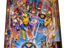 I'd love to play this! X-Men pinball delivers mutant mayhem