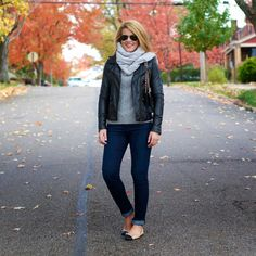 Summer Wind: Bad to the Bone: Styling a Leather Jacket