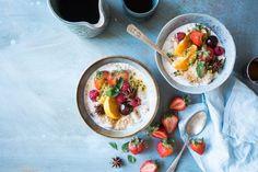 An Ayurveda Breakfast: 10 Healthy Breakfast Ideas From Ancient Indian Wellness Eat Breakfast, Breakfast Recipes, Breakfast Ideas, Breakfast Parfait, Morning Breakfast, Perfect Breakfast, Breakfast Meaning, Nutritious Breakfast, Breakfast Buffet