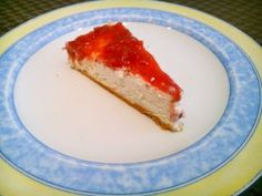 cheesecake sin azúcar