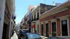 Old San Juan in San Juan