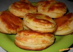 výborné zemiakové pagáče Slovak Recipes, Czech Recipes, Bread Recipes, Cooking Recipes, Ethnic Recipes, Eastern European Recipes, Bread And Pastries, Sushi, Food To Make