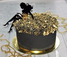 Super Cupcakes Fondant Decoration Ruffle Cake Ideas