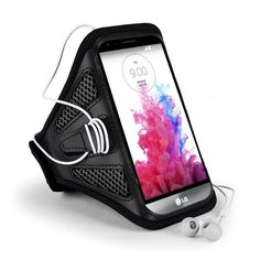 Jlyifan Premium Mesh Running Sport GYM Armband case for LG G6 / LG Stylus 3 / LG Stylo 2 V / OnePlus 3T / Motorola Moto G5 Plus (Black). Good quality workout armband with key slot and earphone cord excess holder. Full screen protector allows full touch screen functionality. Made of neoprene material, keeps your phone safe when you are exercising. Provide excellent protection during sport, such as running, biking, jogging, walking, working out etc. Adjustable velcro arm strap. Arm strap...