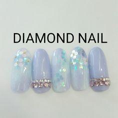 ネイル 画像 DIAMOND NAIL 近鉄八尾 1602479