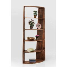 Βιβλιοθήκη Modular Wood  Βιβλιοθήκη από μασίφ ξύλο sheesam  €1.065 Book Worms, Bookcase, Shelves, Home Decor, Shelving, Decoration Home, Room Decor, Book Shelves, Shelving Units