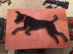14 Dog-Inspired String Art Ideas To Spice Up Your Home Decor
