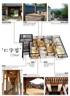Korean house layout