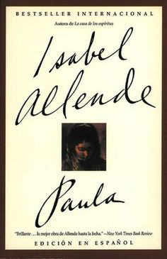 Paula by Isabel Allende, This book will make any mother cry.