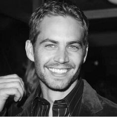 Paul and his beautiful smile ♡