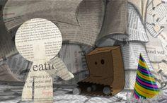 PAPERMAN / L'uomo di carta (SHORT FILM)