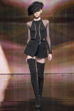 Défilé Donna Karan prêt-à-porter automne-hiver 2014-2015|