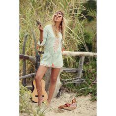CONLEYS BLUE #dress #green #mode