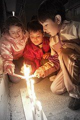 """Christmas in Colombia""""Navidad en Colombia"""" Christmas in Colombia is a religious event also mixed with lots of """"parranda"""" or fiesta, like it is common in Hispanic culture. As soon as December starts we take out our decorations which must include """"el pesebre"""" or nativity, the Christmas tree, red andwhite candles, angels, and lights that we …"""