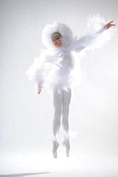 White Owl Costume by Classically Costumed Ballet Costumes, Dance Costumes, Hallowen Ideas, Bird Costume, White Tutu, Animal Costumes, Dance Company, Crafts To Do, Spirit Animal