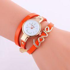 Simple Fashion LOVE Watch