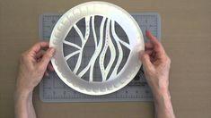Gelli™ Printing with Styrofoam Plates