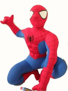 Measurement 30 (sitting position) For ages 3 and up Officially licensed product, Manufacturer: Kelly toy Superhero Spiderman, Plush Dolls, Cartoon, Games, Toys, Big, Fictional Characters, Engineer Cartoon, Activity Toys