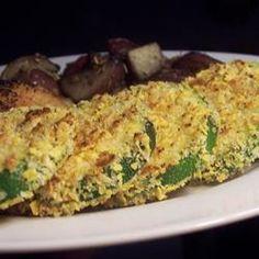 Baked Zucchini Chips Allrecipes.com